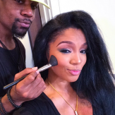 Rapper Rasheeda Gets Ready For Kandi'Wedding