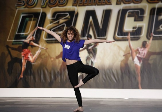 Dancers compete in the Las Vegas rounds on &#034;So You Think You Can Dance&#034; on June 20. (Beth Dubber/FOX)