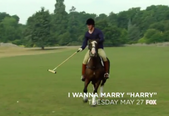 'I Wanna Marry Harry' Promo
