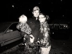 Anna 'Chickadee' Shannon, daughter Kaitlyn and fiance Michael Cardwell of TLC's 'Here Comes Honey Boo Boo'