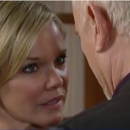 Luke makes a move on Ava on 'General Hospital'