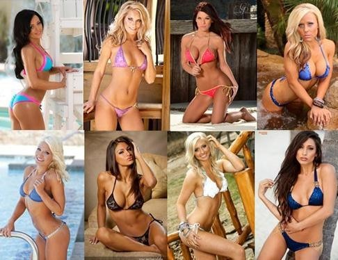 101 Hooters Girl contestants are vying for your vote to become the next Hooters Viewer&#039;s Choice Winner! 