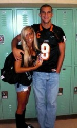 Blake Bortles & Lindsey Duke