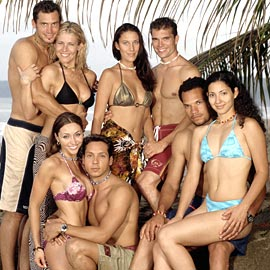 Reality Dating Show On An Island