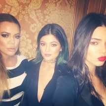 Khlo Kardashian, Kylie and  Kendall Jenner