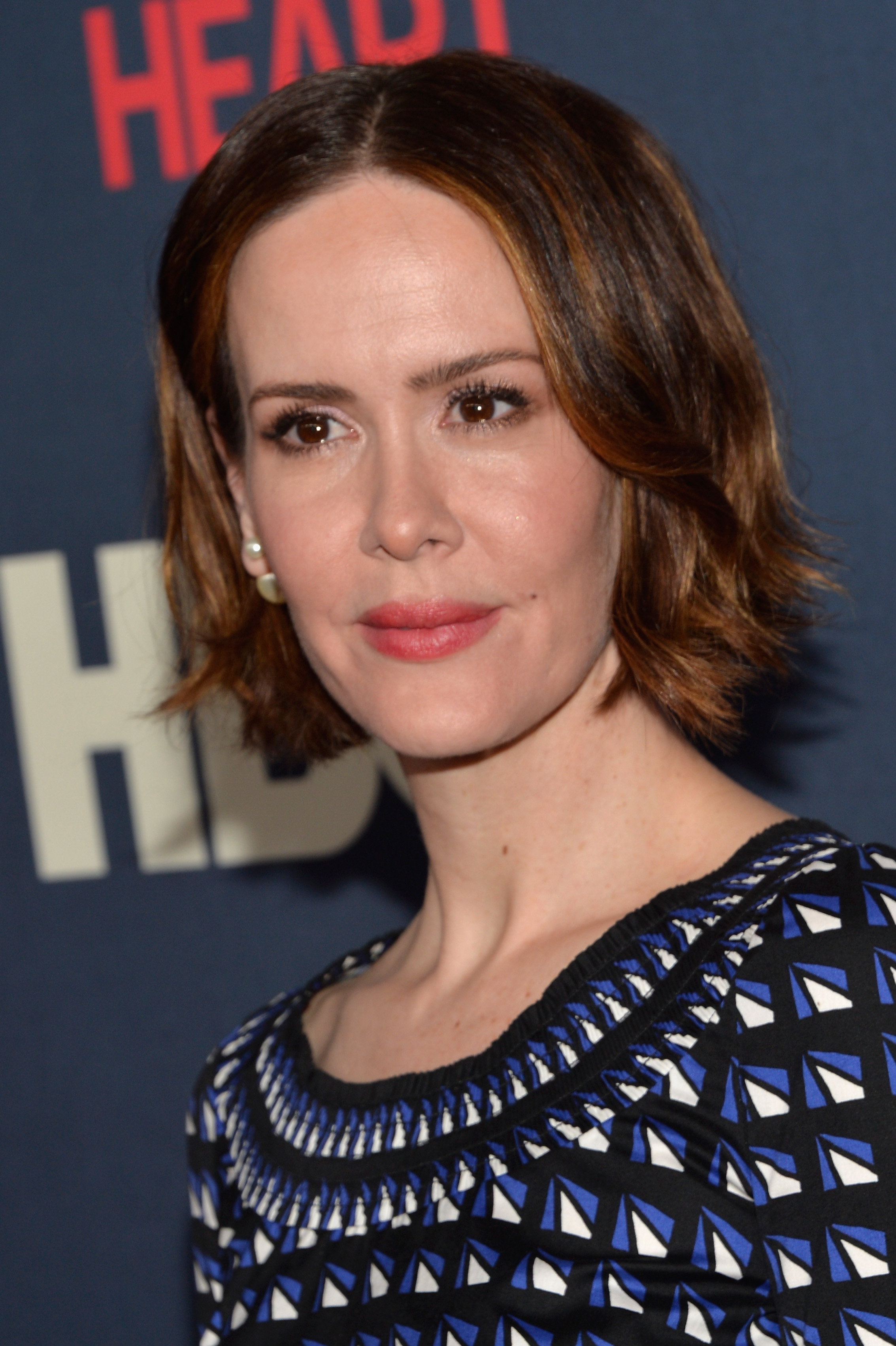 Sarah Paulson attends the  The Switch Cast
