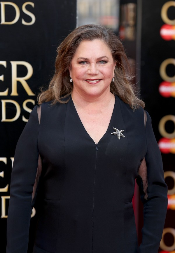 Kathleen Turner attends the Laurence Olivier Awards at The Royal Opera    Kathleen Turner 2014