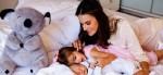 Alessandra Ambrosio and baby Noah