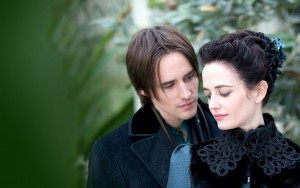 Dorian Gray and Vanessa Ives in Episode 4 of 'Penny Dreadful'