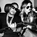 French Montana, Khloe Kardashian