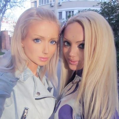 ValeriaLukyanova and Dominika