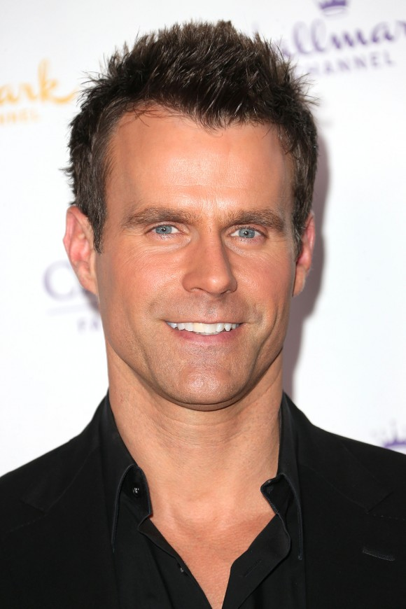 Actor Cameron Mathison attends Hallmark Channel amp Hallmark Movie