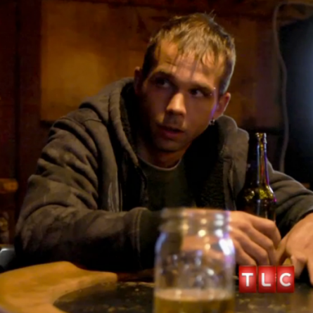 Jeremiah Raber of the 'Breaking Amish' series on TLC