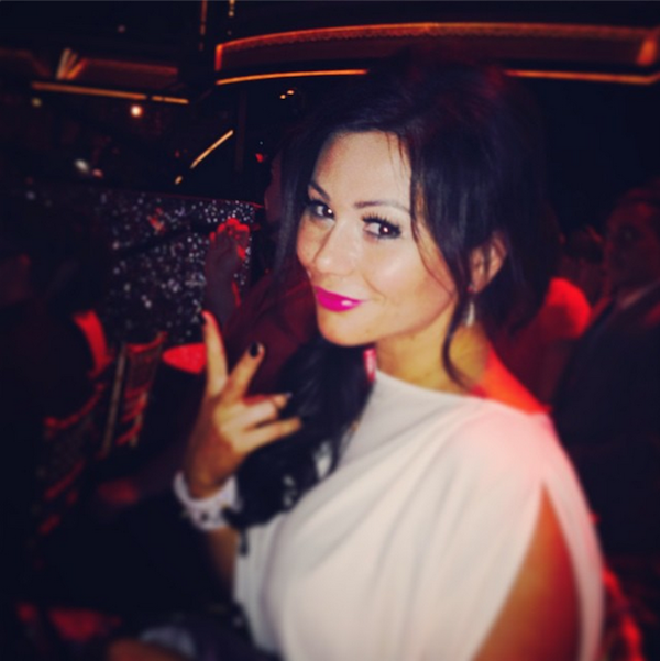 JWoww News 2014: 'Jersey Shore' Star Called One Of The Smartest ... Jwoww Baby Girl Pictures