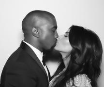 Kim Kardashian Wedding/Honeymoon Pictures