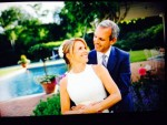 Katie Couric and New Husband John Molner on their wedding day, June 21, 2014