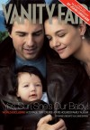Tom Cruise, Katie Holmes and Suri in the cover of Vanity Fair.