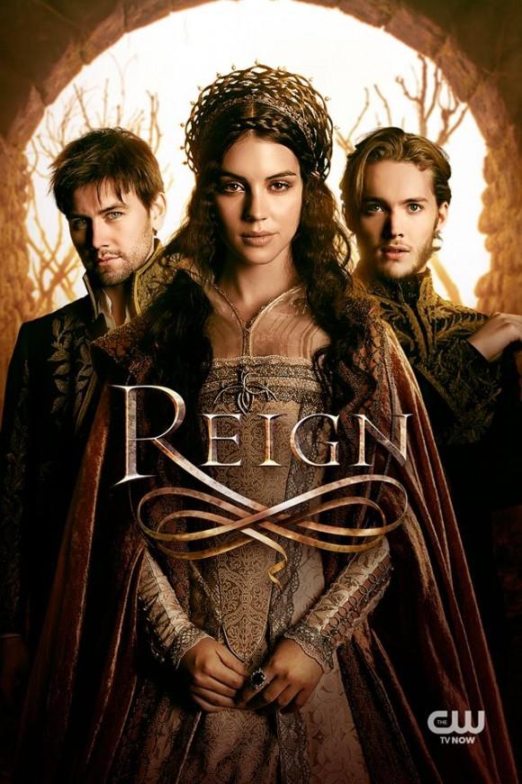 A todos os fãs: Reign está de volta!