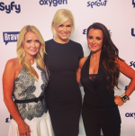 Kim Richards, Yolanda Foster and Kyle Richards
