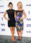 Melissa Gorga and Dina Manzo