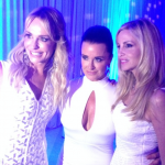 Taylor Armstrong, Kyle Richards, Camille Grammer