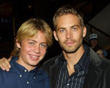 Paul Walker and Cody Walker