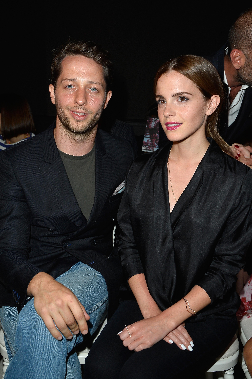 Jared Leto And Kristen Stewart Celebrities at paris fashion week 2014 ...