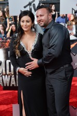 Roger Mathews and Jennifer 'JWoww' Farley