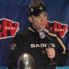 New Orleans Saints Coach Sean Payton