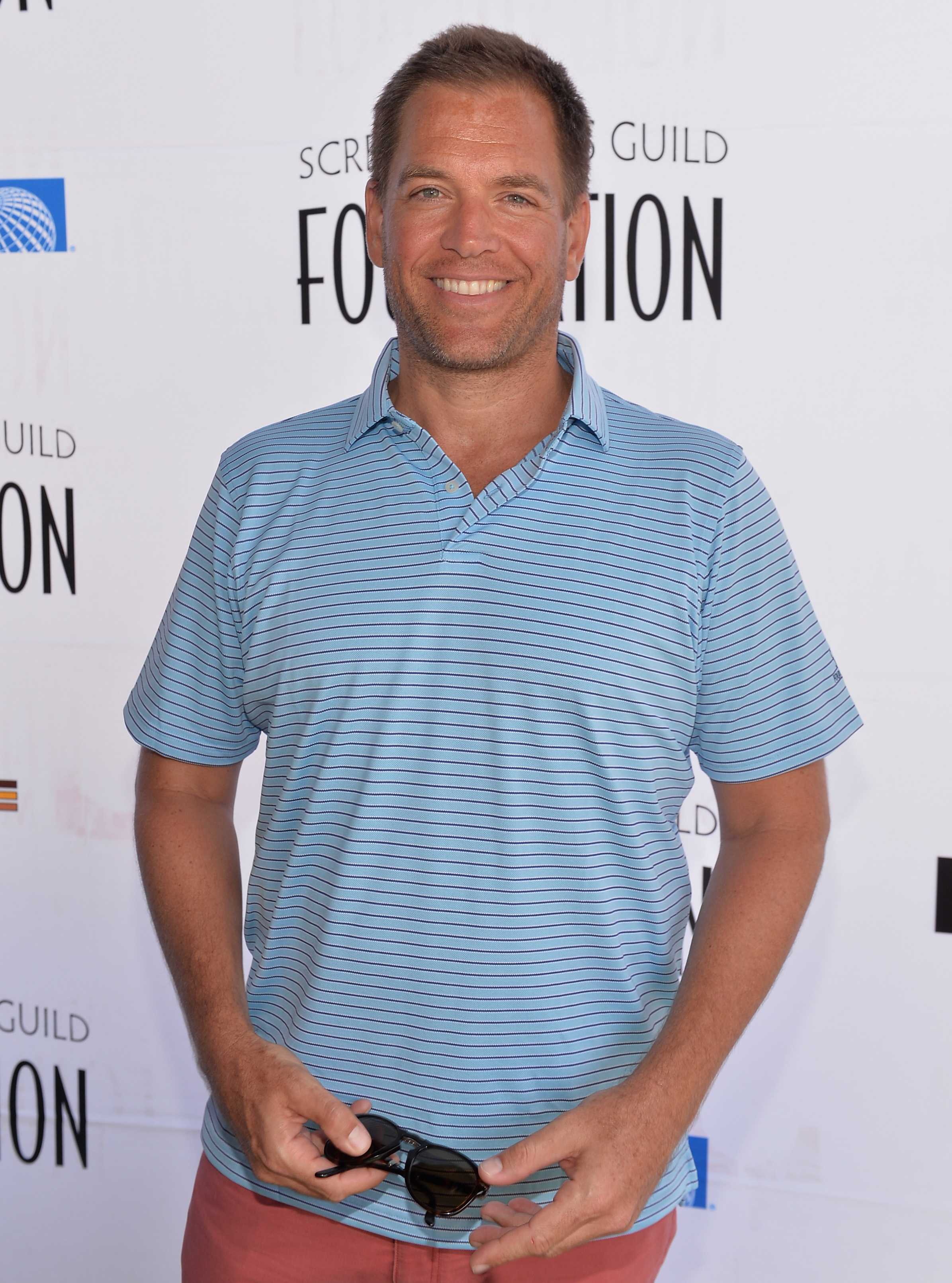 Michael Weatherly 2014