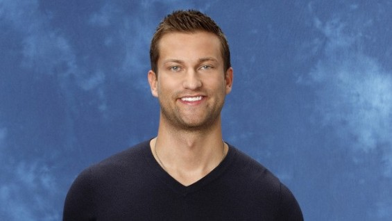 Chris Bukowski from &#034;The Bachelorette&#034; 2012.