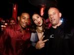 Ludacris, Gal Gadot and Vin Diesel