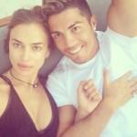 Cristiano Ronaldo and Irina Shayk