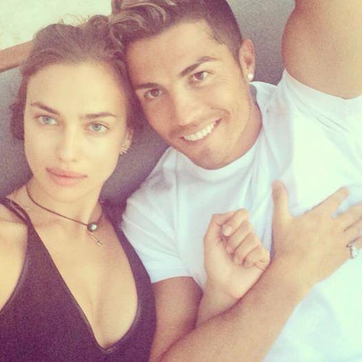 Cristiano Ronaldo And Irina Shayk Vacation Cristiano Ronaldo And Irina