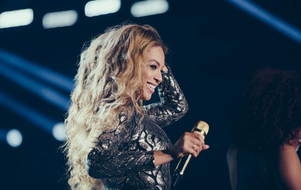Beyonce Performance VMA 2014