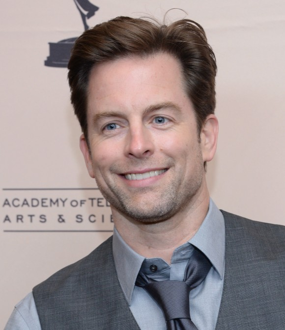 Michael Leon Actor Actor Michael Muhney Attends