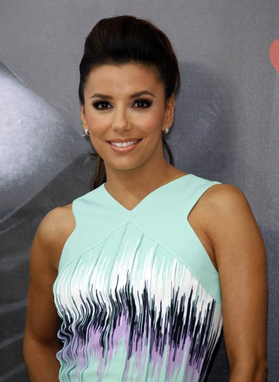 Actress Eva Longoria