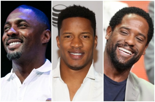 Idris Elba, Nate Parker, Blair Underwood