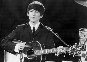 George Harrison, the Beatles