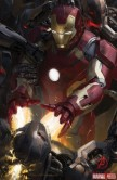 Iron Man Avengers Age of Ultron poster