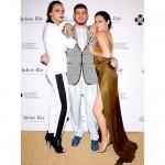 Cara Delevingne, Eli Mizrahi & Selena Gomez
