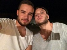 Liam Payne and Jamie Scott