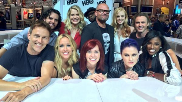 'True Blood' Cast