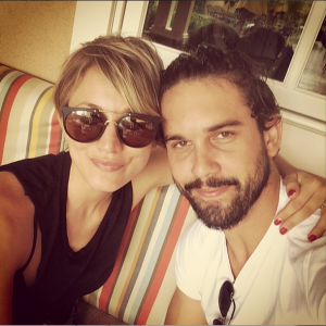 Kaley Cuoco & Ryan Sweeting in New Mexico