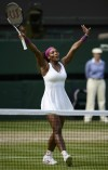 Serena Williams in Wimbledon