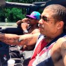 Benzino and Stevie J