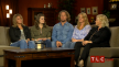 Kody Brown with wives (from L-R) Meri, Robyn, Christine & Janelle Brown On Season 5 of 'Sister Wives'