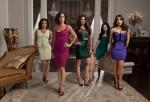 The cast of Lifetime's 'Devious Maids'