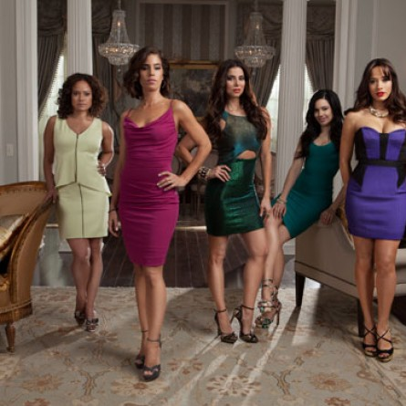 The cast of Lifetime's 'Devious Maids'