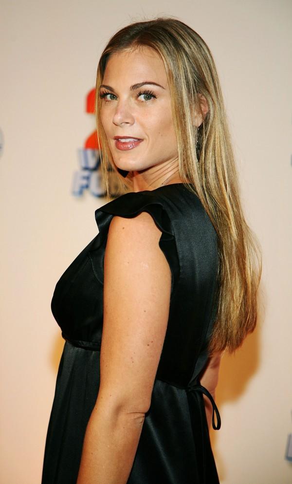 Actress Gina Tognoni